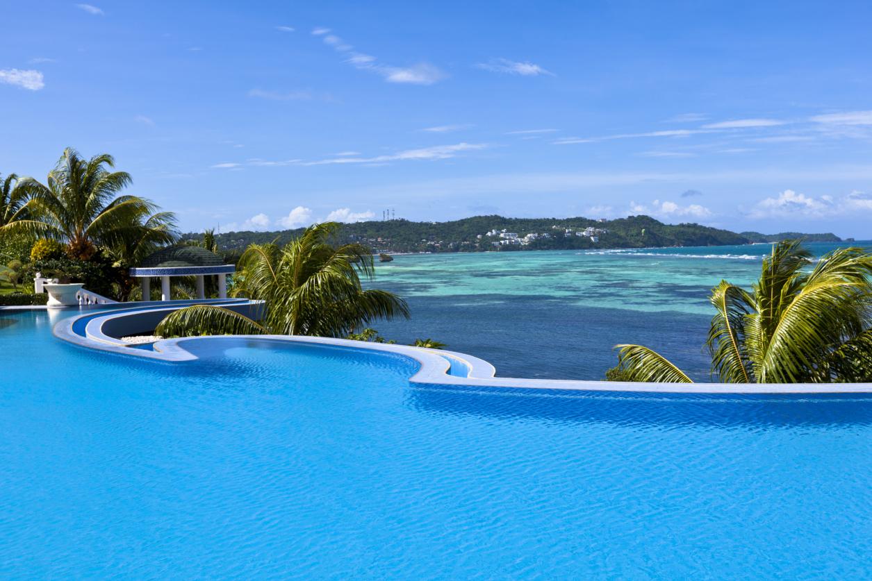 Palm Hotel Spa La Reunion Grand Anse