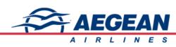 Aegean Airlines airline logo