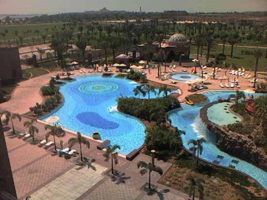 Emirates Palace Hotel, Abu Dhabi