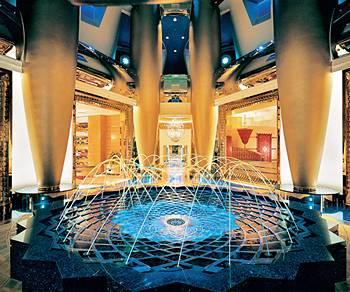 Burj al arab hotel rooms rates photos deals map best for Dubai seven star hotel rooms