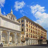 Exterior view | The St. Regis Rome - Repubblica - Via Nazionale