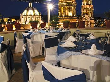 Hotel Emporio Zacatecas Image