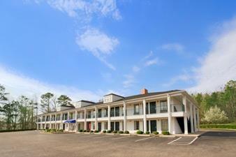 Alexander City Al Quality Inn In United States
