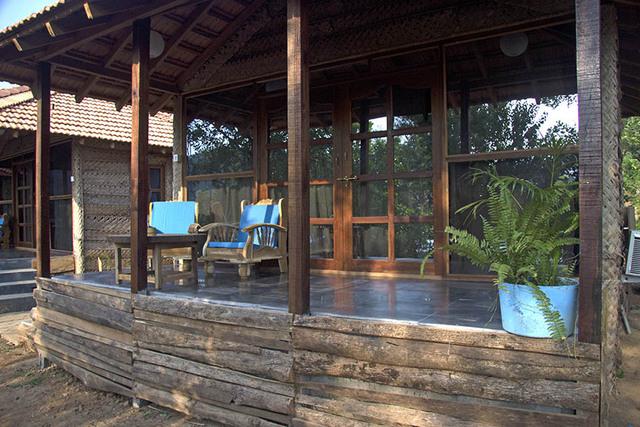 The Bay Agonda Resort, Goa