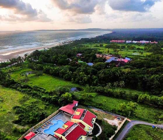 Praia Da Oura Boutique Resort, Goa