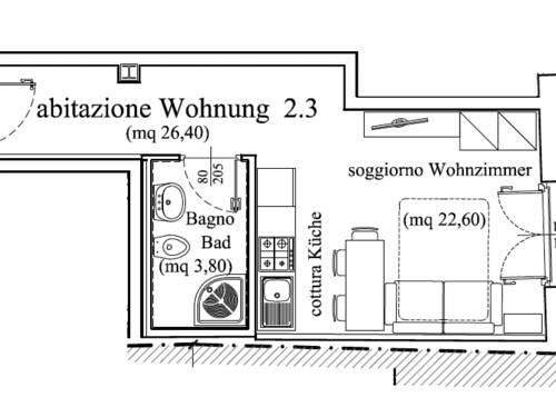 Tivoli Apartments In Bolzano
