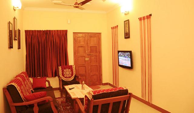 Alps Residency, Pondicherry