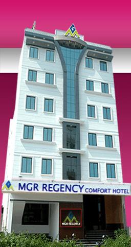 MGR Regency Comfort Hotel, Pondicherry