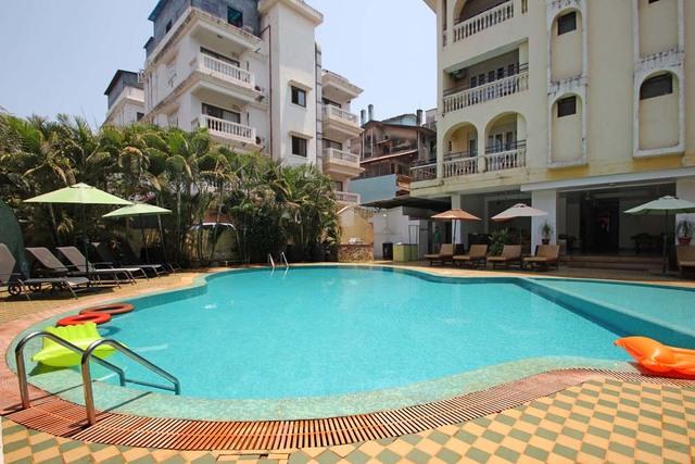 Lambana Resort, Goa
