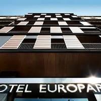 Exterior view | Hotel EuroPark - Eixample