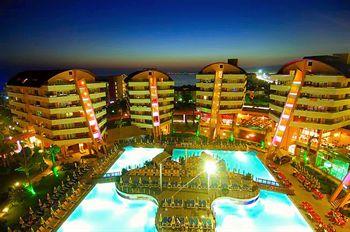Alaiye Resort Spa Hotel A 5 Star Rated Hotel In Alanya East