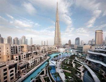 The Address Downtown Dubai Hotel