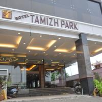 Exterior view | Hotel Tamizh Park - Shanmugapuram