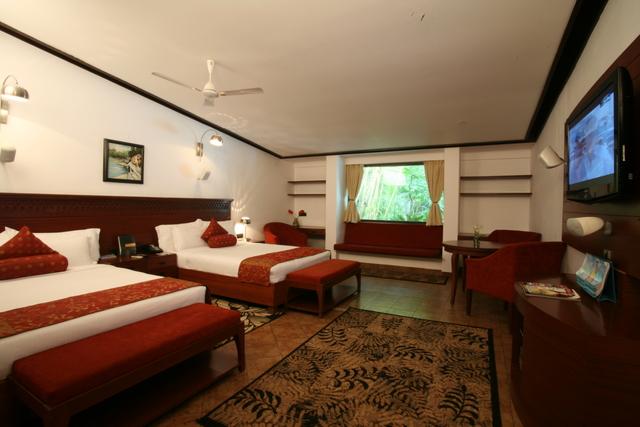 Hotel Ranga Rooms