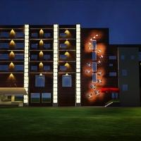 Exterior view | Hotel Pal Heights - Nayapalli-Jaydev Vihar
