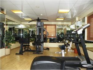 Fortune_Hotel_Al_Riqqa_-_Gym