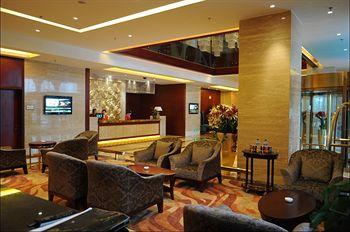 Kolam Gloria Plaza Hotel Hefei, Hefei