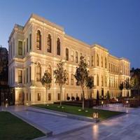 Exterior view   Four Seasons Hotel Istanbul at the Bosphorus - Besiktas - Ortakoy