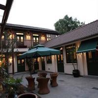 Exterior view   Redwall Jingshan Garden Hotel - Dongcheng - Wangfujing