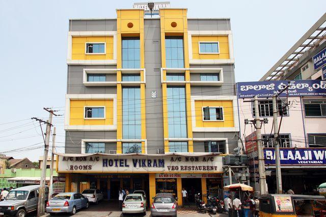 Hotel Vikram Tirupati