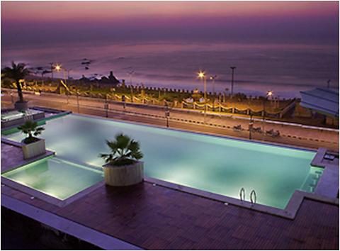 Novotel Visakhapatnam Varun Beach In Visakhapatnam Hotel