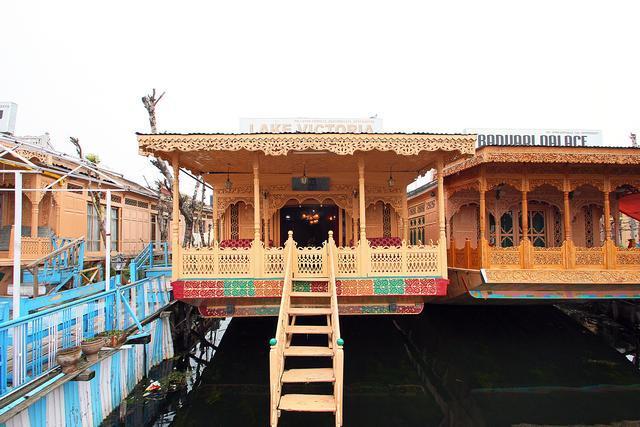 Lake Victoria Houseboat, Srinagar