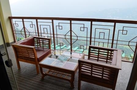 Hotel Tara Palace, Gangtok