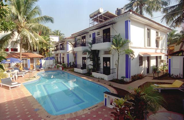 Ronil Royale, Goa