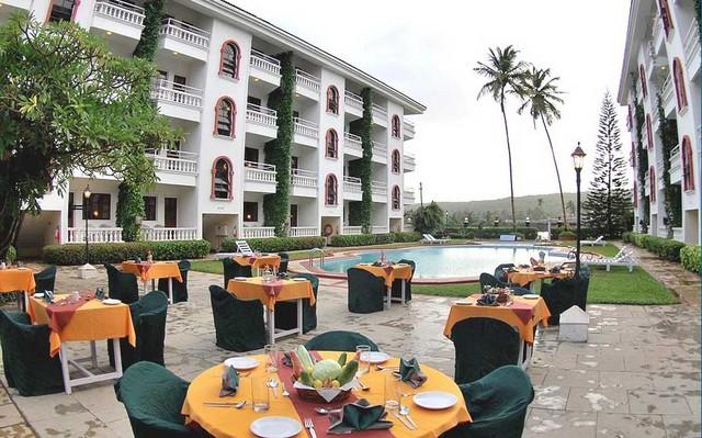 Resorte Marinha Dourada, Goa