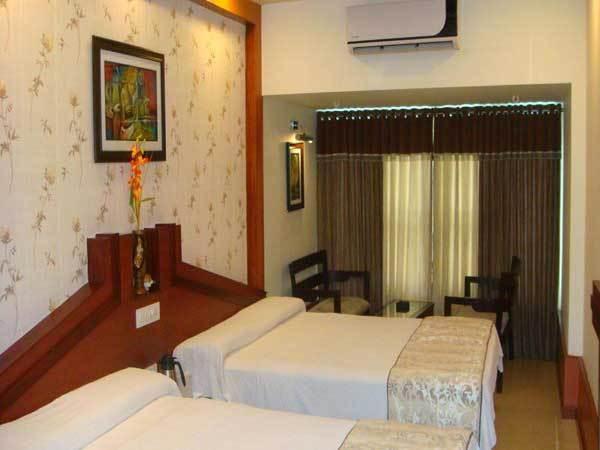 Hotel Holiday Resort, Puri