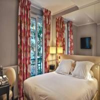 Exterior view | Hotel Relais Bosquet - 07. Eiffel Tower - Invalides