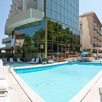 Exterior view | Hotel Diplomat Palace - Rimini Central Marina