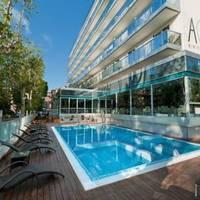 Exterior view | Aqua Hotel - Rimini Central Marina