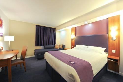 Premier Inn Castleford Xscape M62 Jct 32