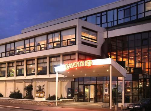 Restaurant hotel du casino dieppe cristallerie de baccarat visite