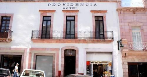 Hotel Providencia Zacatecas