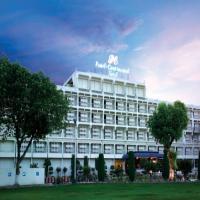 Exterior view   Pearl Continental Hotel, Peshawar -