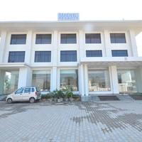 Exterior view   Madhu Resorts - Sikandra-Khandari Crossing