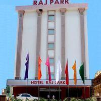 Exterior view | Hotel Raj Park - Tirumala Byepass Road
