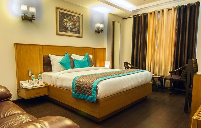 Hotel The Rohit-Patel Nagar, New Delhi