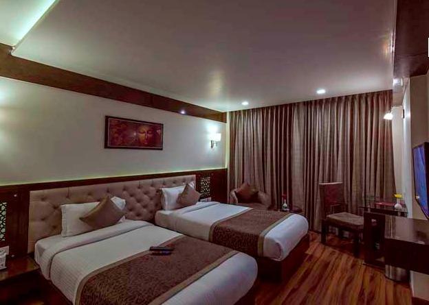 Hotel Park Regent, Jaipur