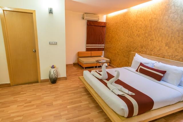 Octave Hotel Spa Marathahalli In Bangalore Booking