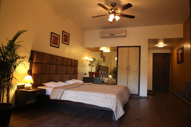 Saj Resort, Mahabaleshwar