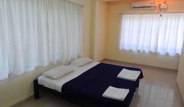 Hotel E-Dalian Holiday Village, Goa
